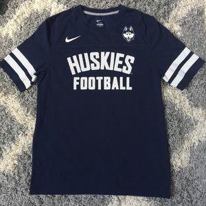 Nike sz M UW Huskies Football NCAA shirt Dawgs